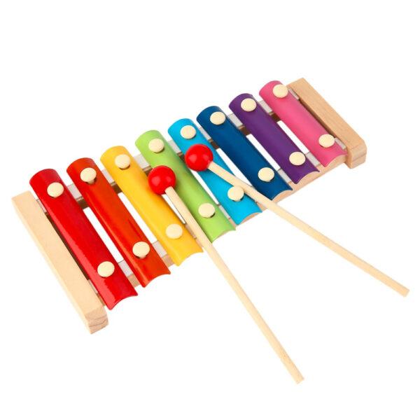 Juego Xilofon de madera