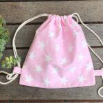 LM-mochila-impermeable-estrellas-rosado